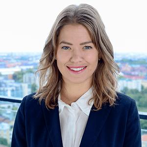 Vindex, Johanna Stenmark, rekryterare