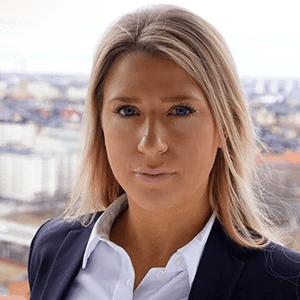 Vindex, Kajsa Dahlberg, rekryterare