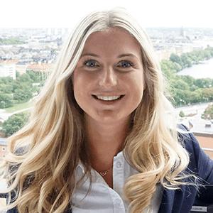 Vindex, Melina Nilsson, rekryterare