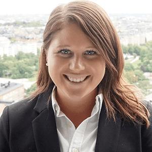 Vindex, Mikaela Bohman, rekryterare