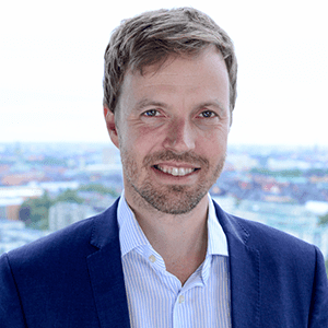 Vindex, Peter Bergmark, rekryterare