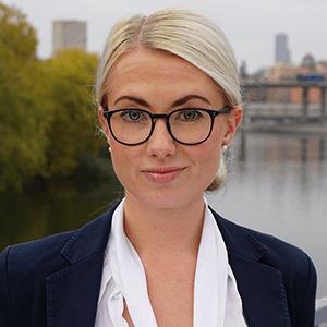 Vindex, Erica Sörling, rekryterare