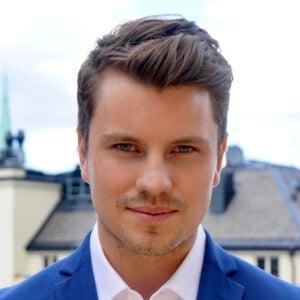 Christoffer Löfgren, Rekryterare på Vindex