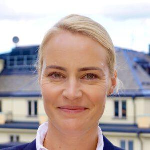 Cecilia Zetterstedt, Rekryterare på Vindex